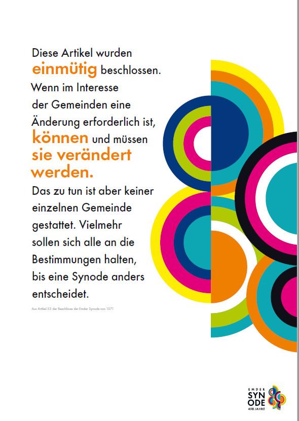 Poster Einladungsschreiben